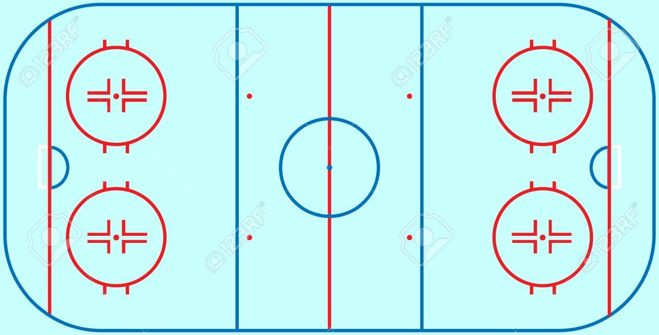 Top View Of Hockey Rink nato countries wiki