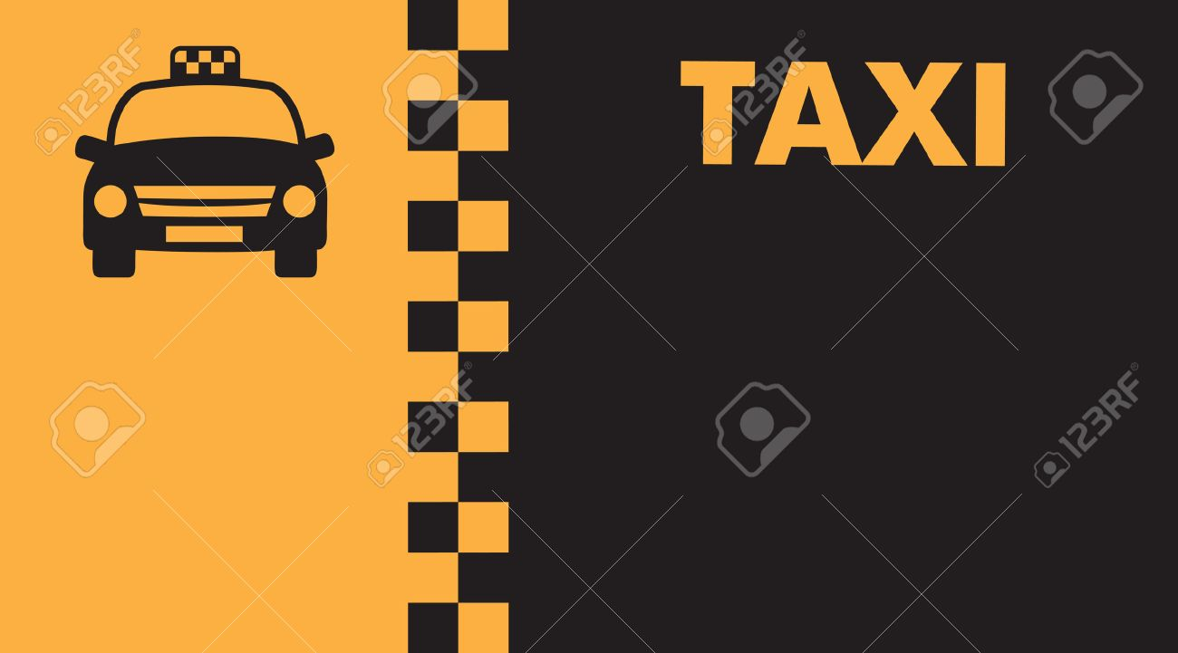 Business card for taxi drivers royalty free cliparts vectors and business card for taxi drivers stock vector 25512277 colourmoves