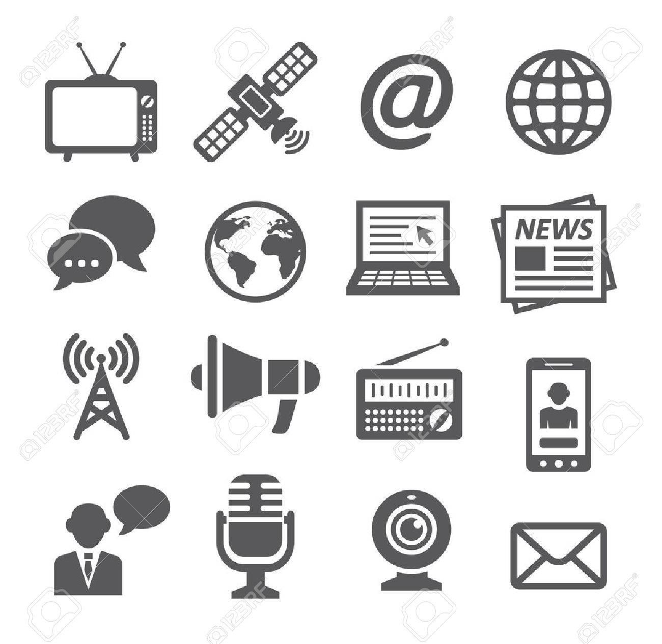 Media Icons - 28113154