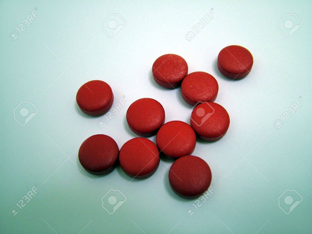 Medical tablets Stock Photo - 3192715