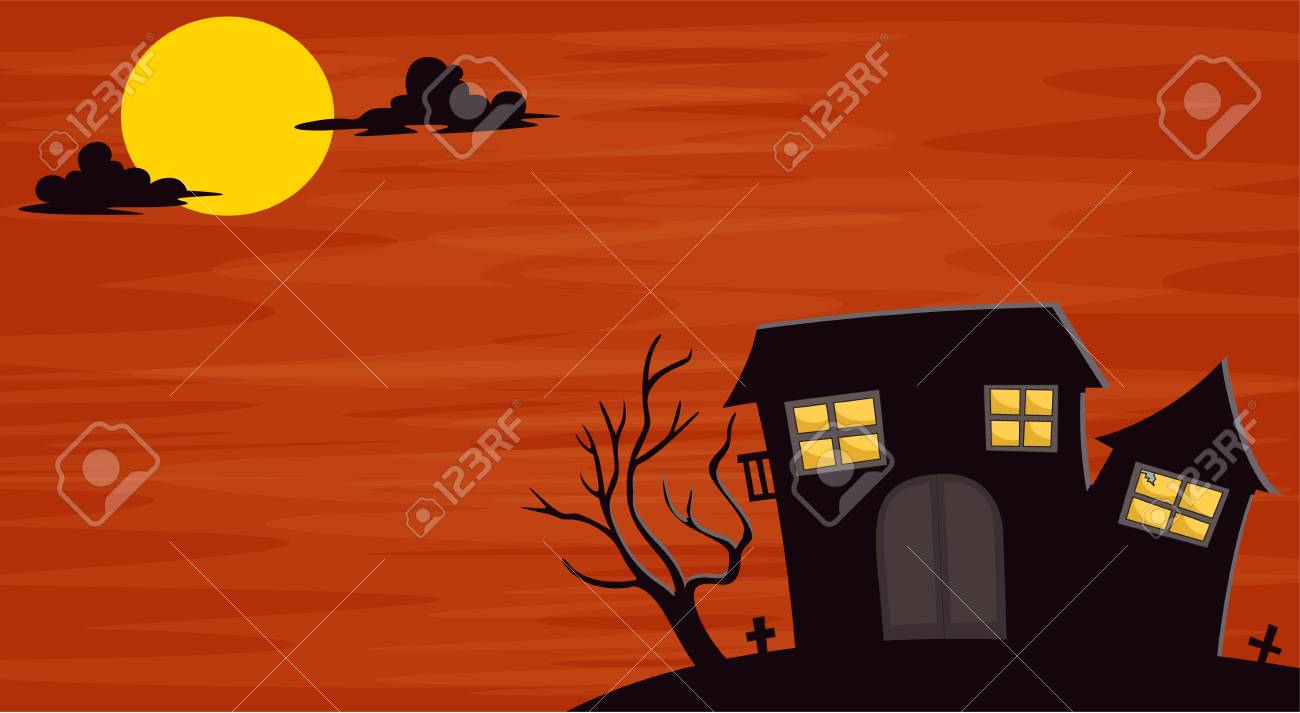 illustration of a house on a white background Stock Vector - 13076218