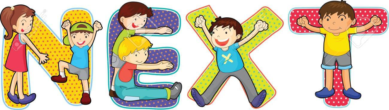illustration of cartoon alphabets on white Stock Illustration - 13158399
