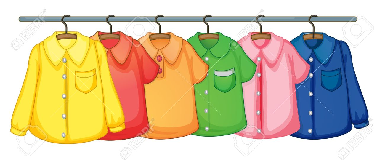 Kleiderständer clipart  Clothing Rack Clip Art – Cliparts