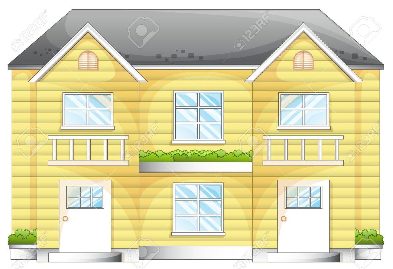 House Cartoon Best House - Big cartoon house