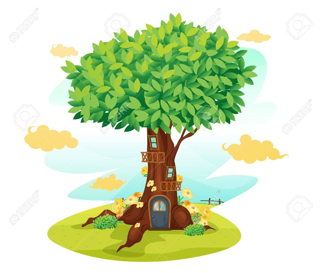 treehouse stock photos royalty free treehouse images and pictures
