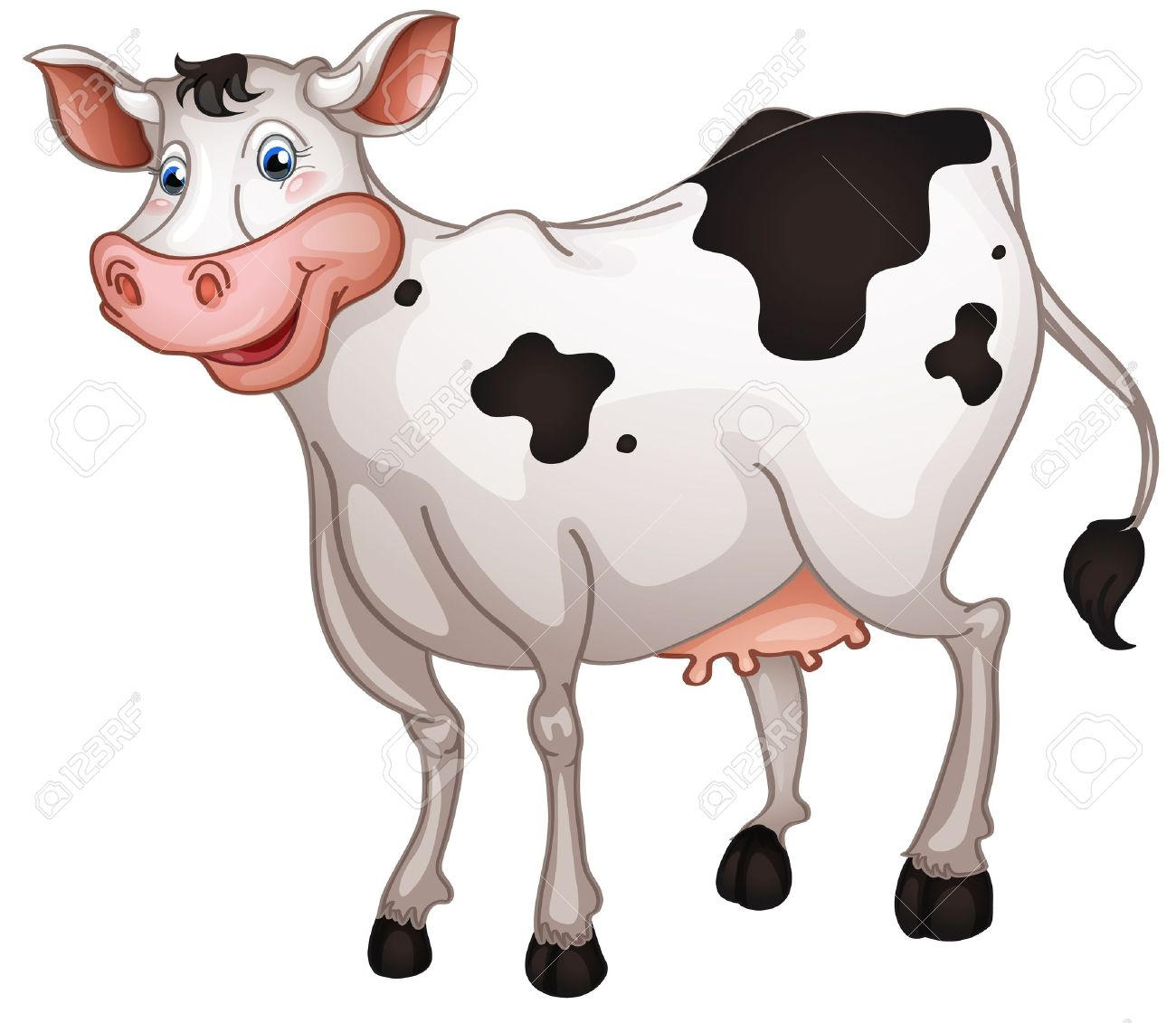 14411836-illustration-of-cow-in-a-white-background-Stock-Vector-cow-clipart-milk.jpg (1300×1130)