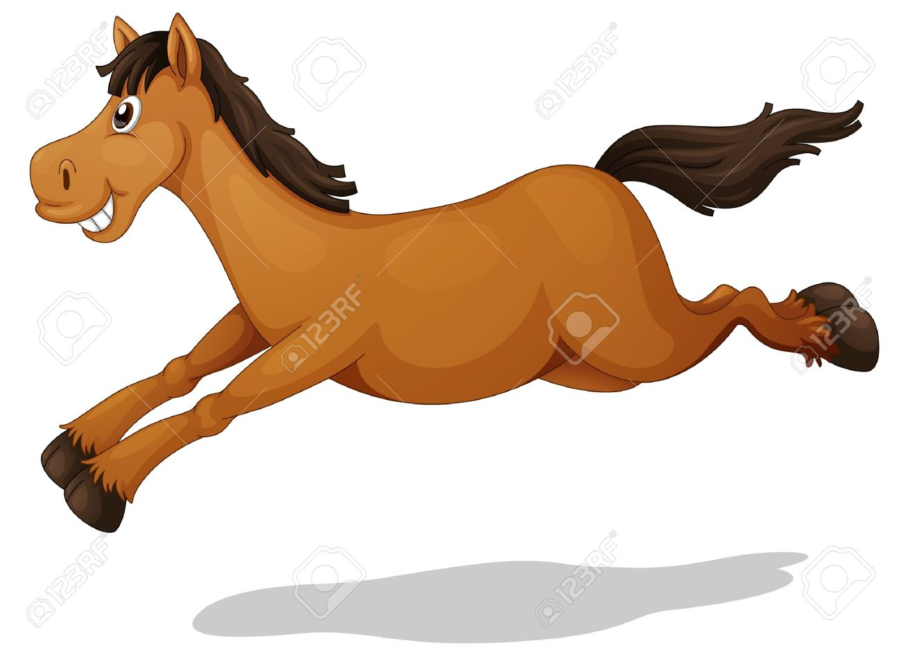 Horse Cartoon  horse  cartoon  animal