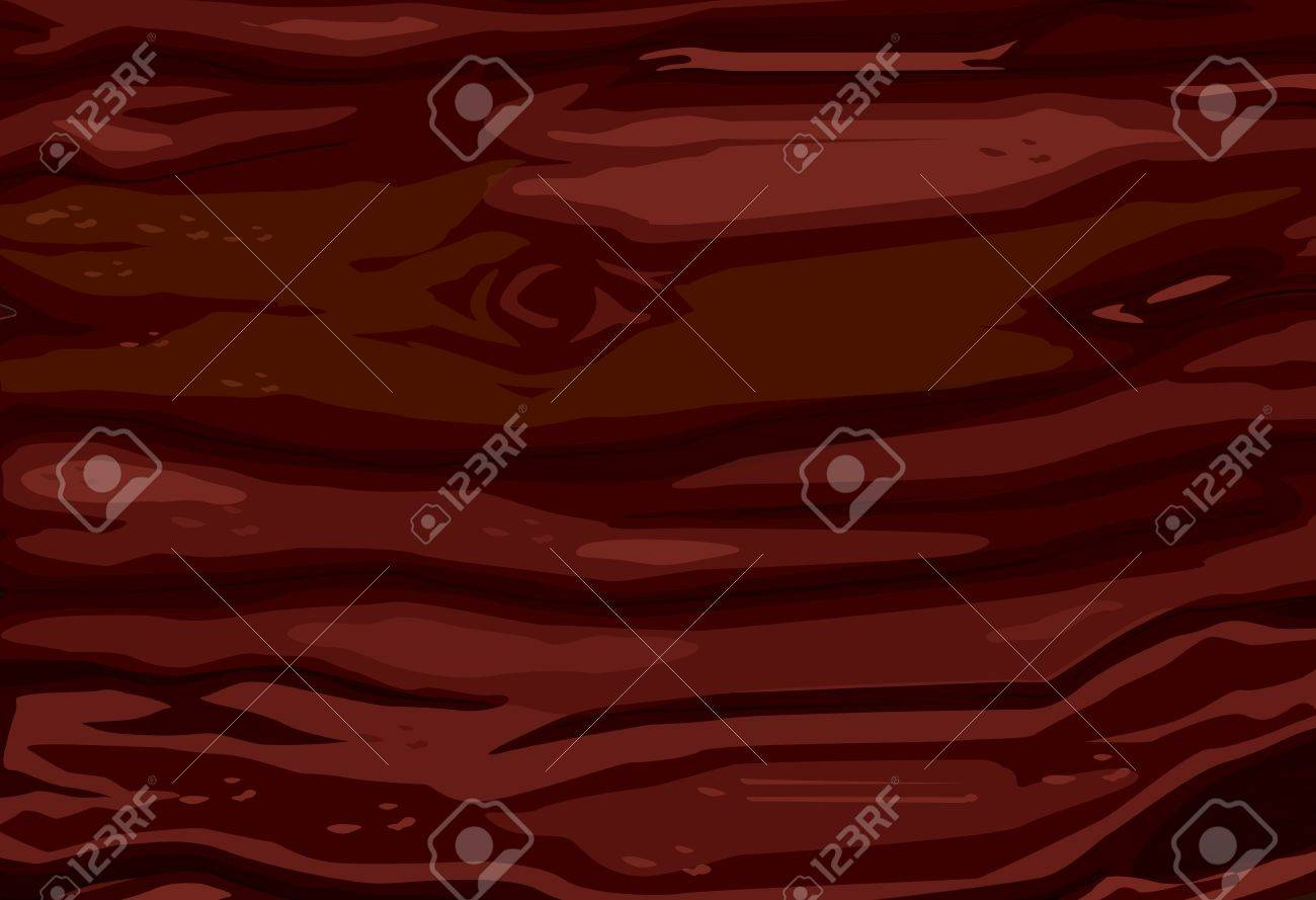 illustration of a abstract  brown wooden background Stock Vector - 15249933