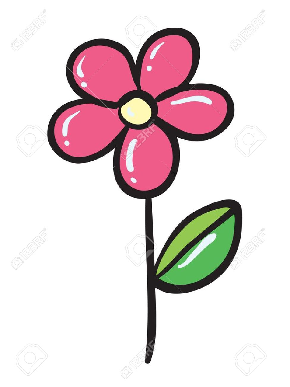 single flower stock photos & pictures. royalty free single flower