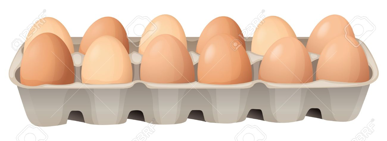 illustration of eggs on a white background royalty free cliparts rh 123rf com egg clipart free egg clipart black and white