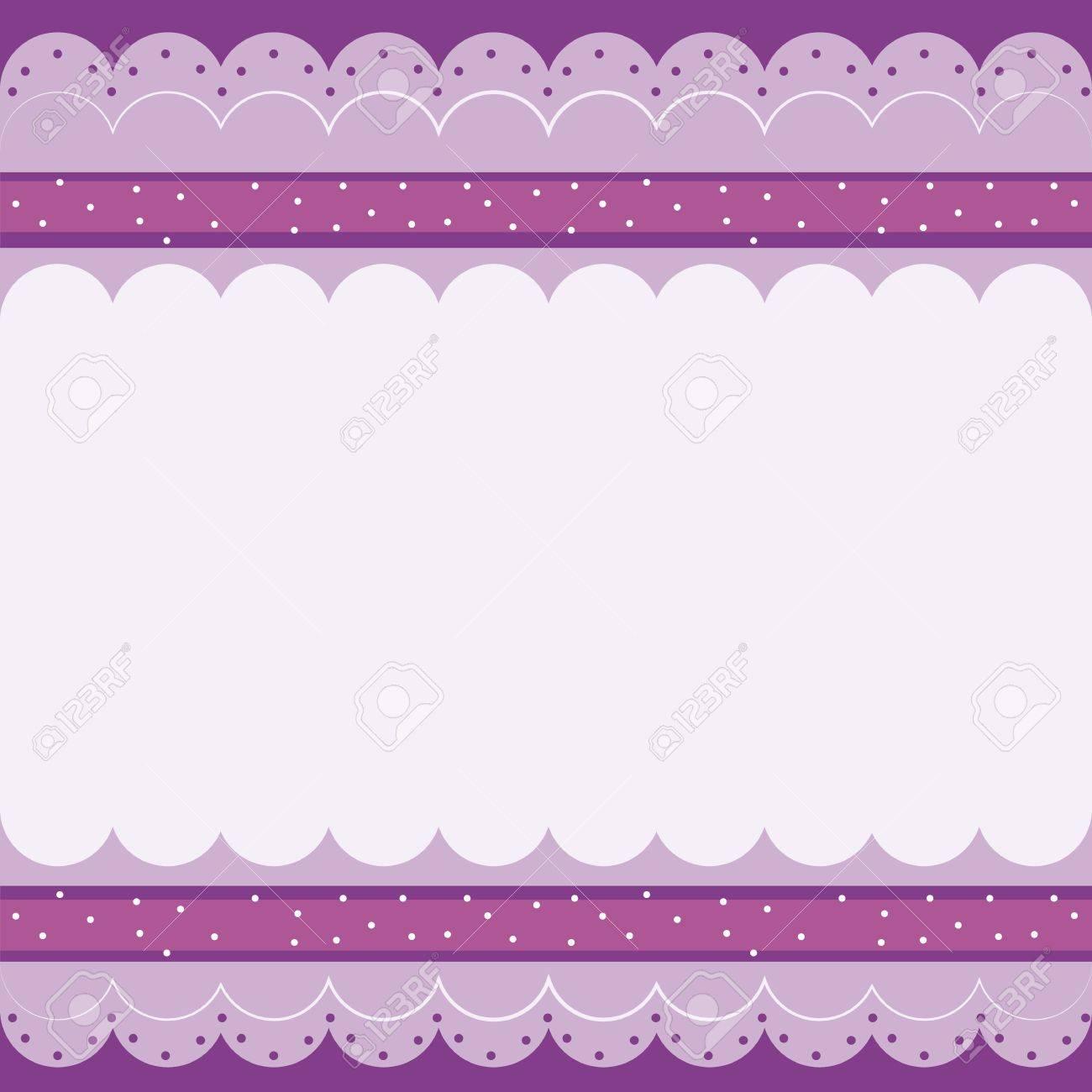illustration of a purple wallpaper Stock Vector - 16633861