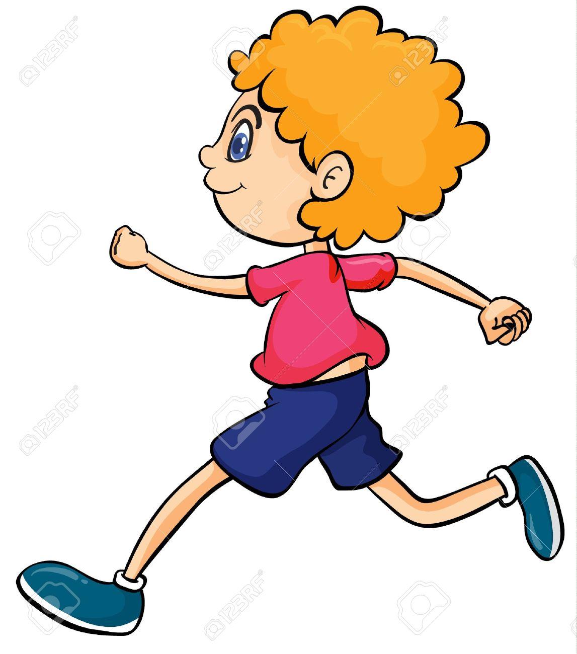18,079 Boy Run Stock Vector Illustration And Royalty Free Boy Run ...