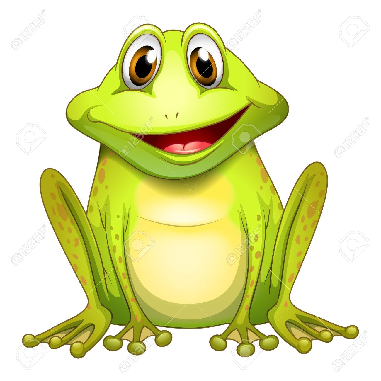 728 bullfrog stock illustrations cliparts and royalty free bullfrog rh 123rf com american bullfrog clipart Baby Bullfrogs