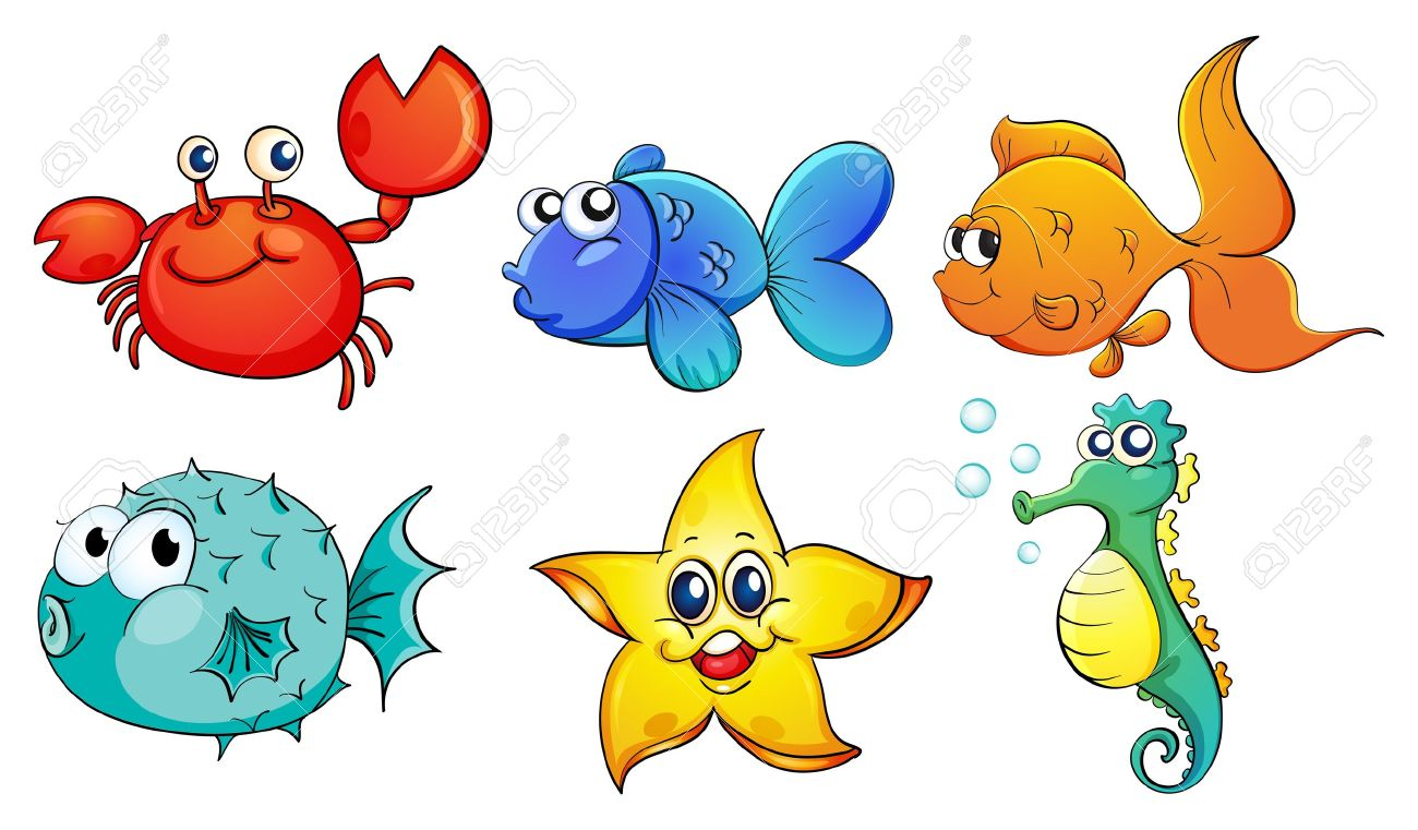 16,525 Sea Creatures Stock Illustrations, Cliparts And Royalty ...