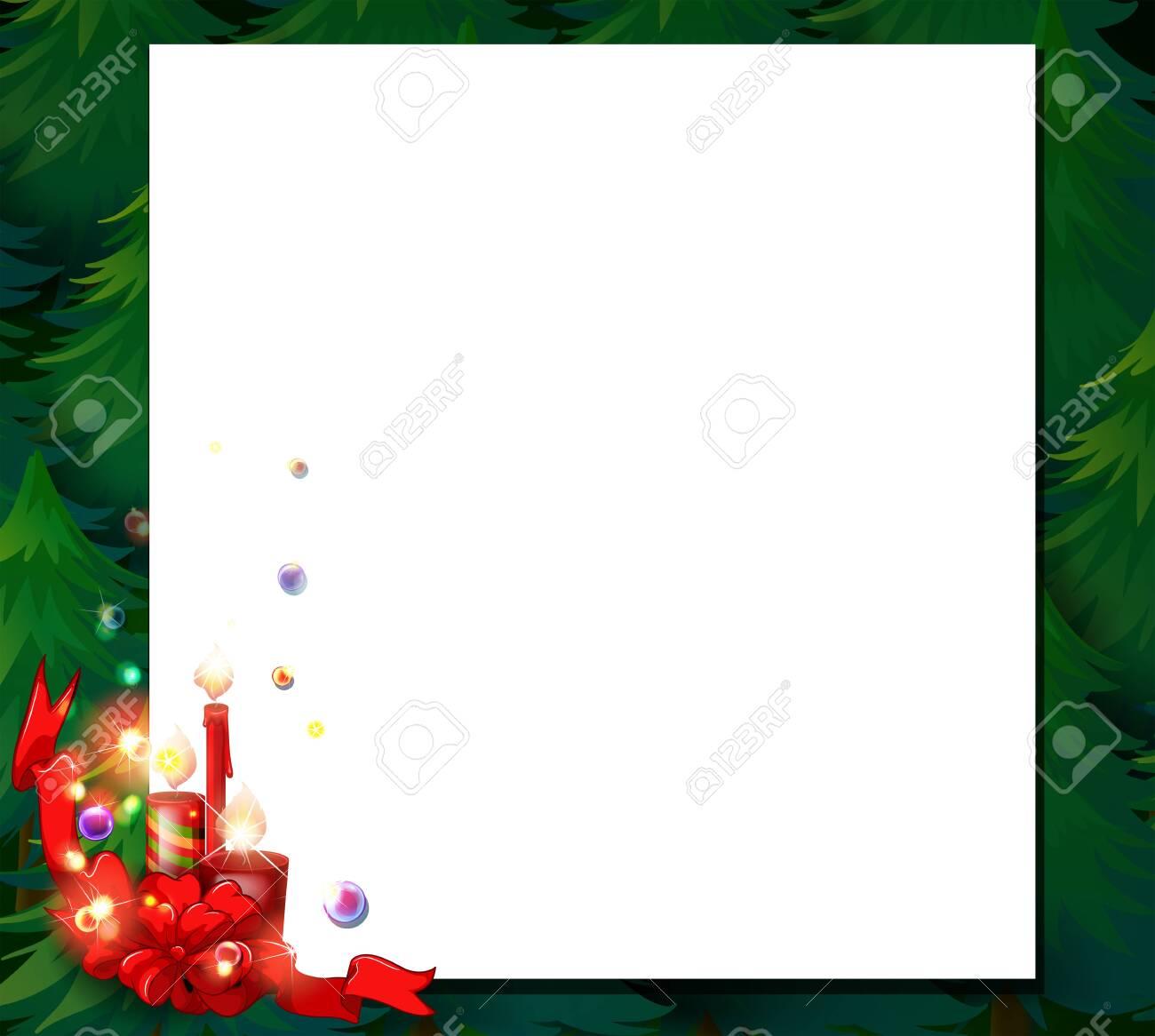 christmas menu stock photos images royalty christmas menu christmas menu illustration of an empty christmas card template