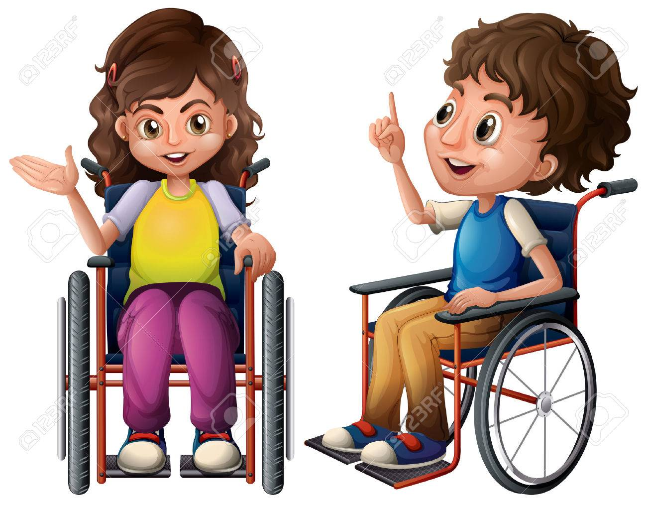 foto de niña silla de ruedas