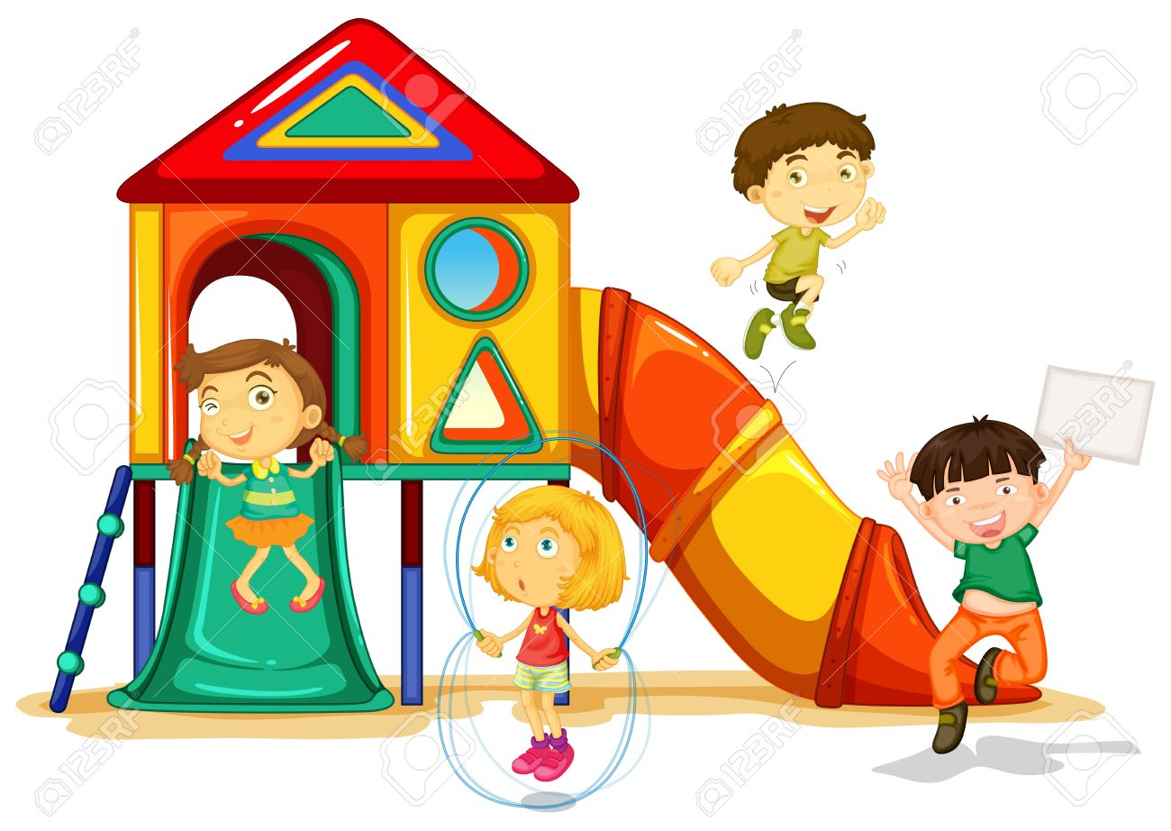 32 675 playground cliparts stock vector and royalty free playground rh 123rf com free clipart playground equipment Free Art Supplies