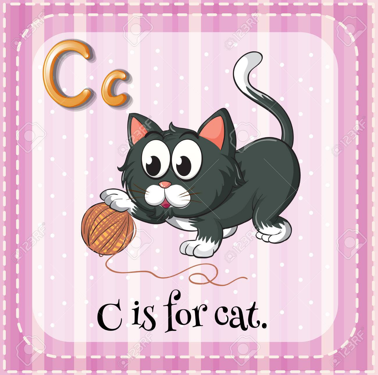 C Is For Cat Stock Photos. Royalty Free C Is For Cat Images