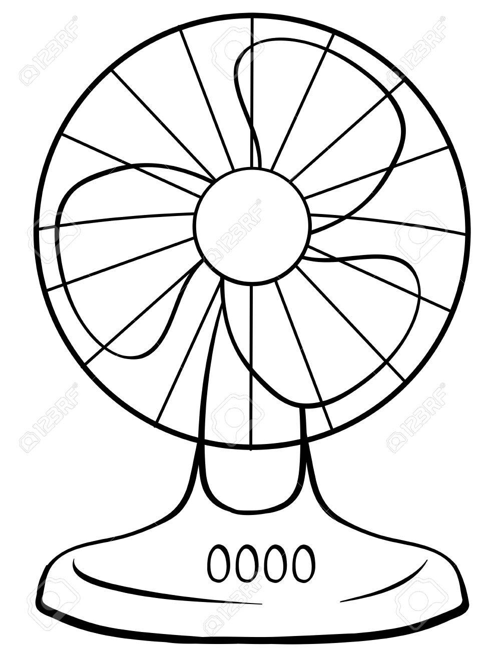 close up electric fan with buttons royalty free cliparts vectors rh 123rf com fun clipart for kids fun clip art for work