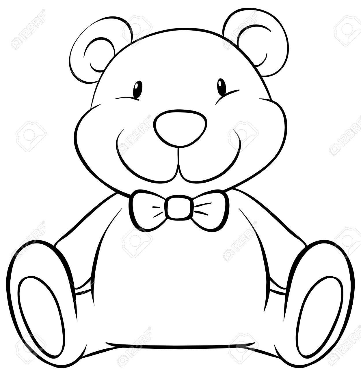 close up cute teddy bear royalty free cliparts vectors and stock rh 123rf com