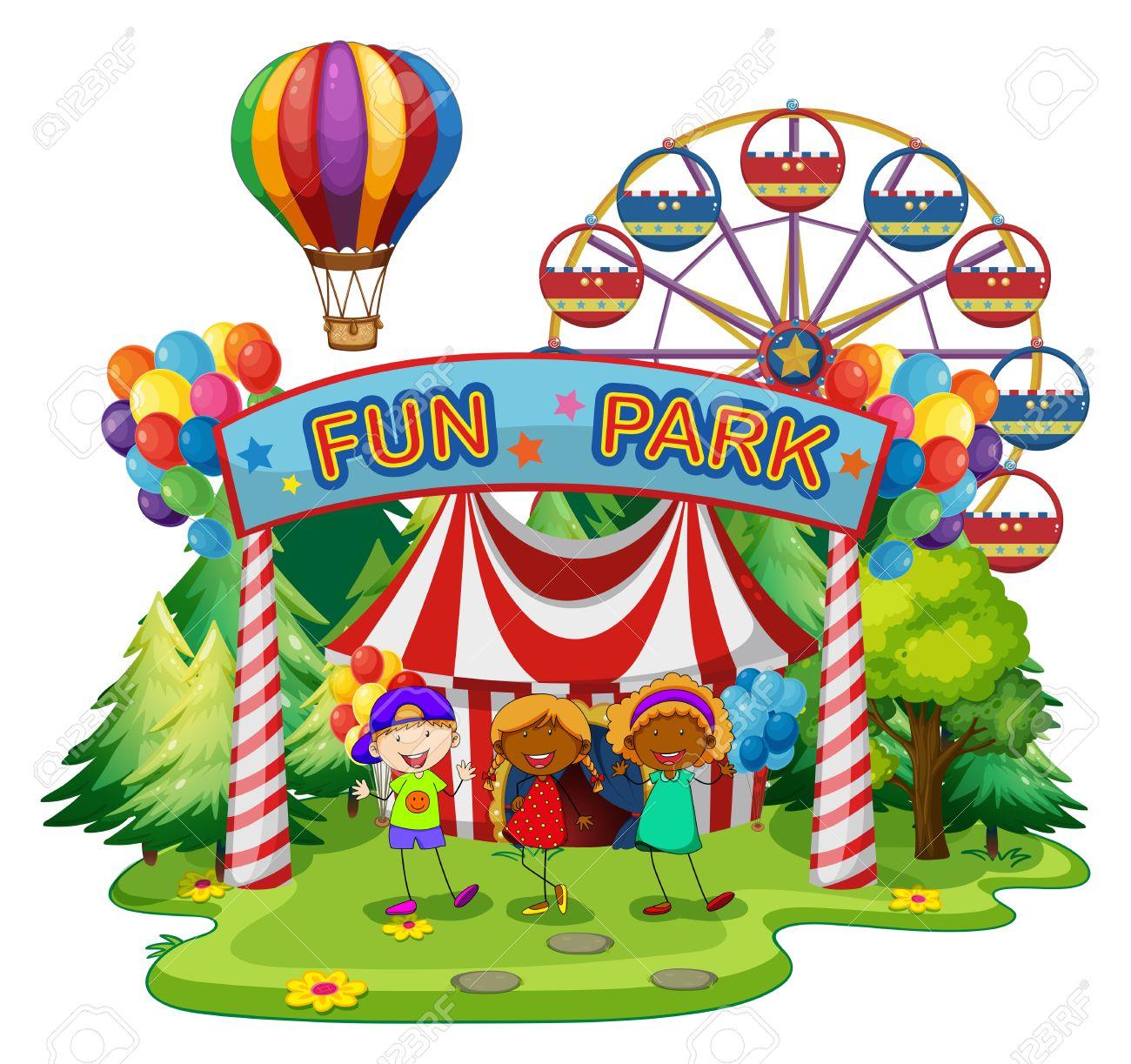 amusement stock photos royalty free amusement images rh 123rf com theme park clipart free theme park clipart