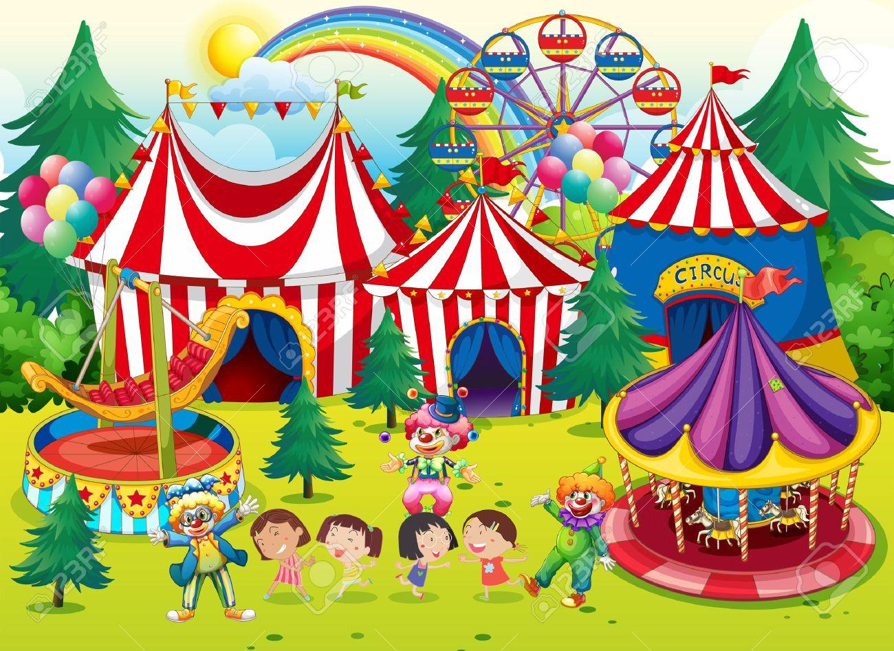 Start watching The Circus
