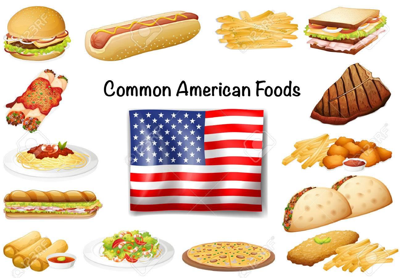 Rezultat iskanja slik za american food