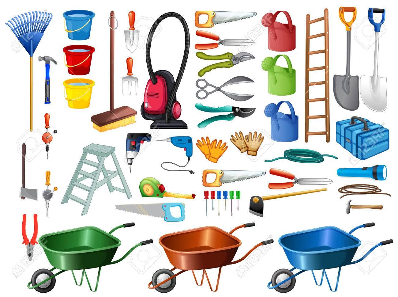 herramientas para el hogar