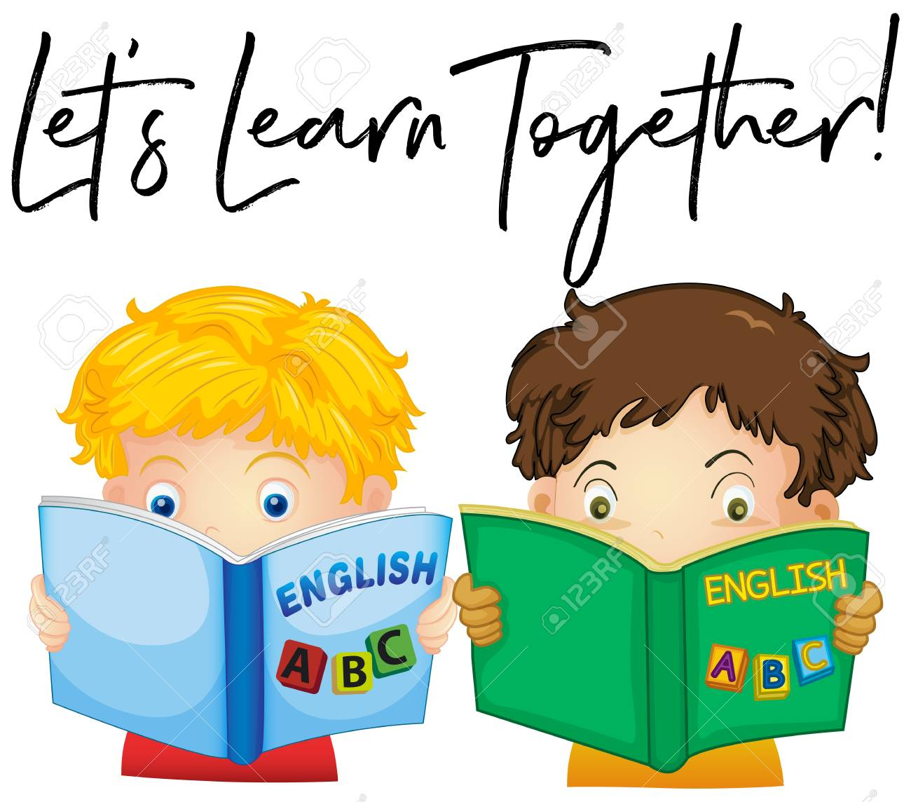 Lets Learn English Book