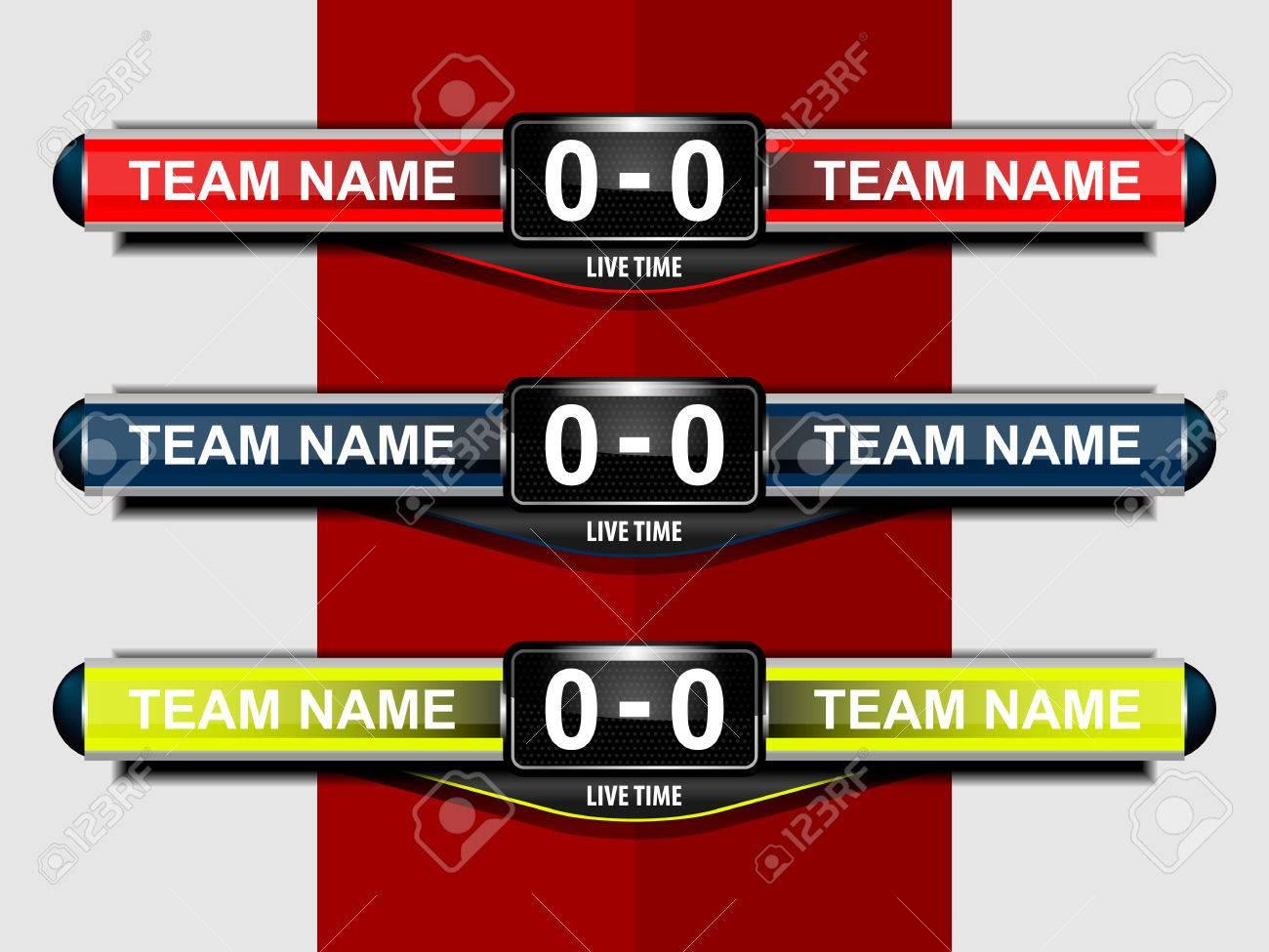 scoreboard template elita aisushi co