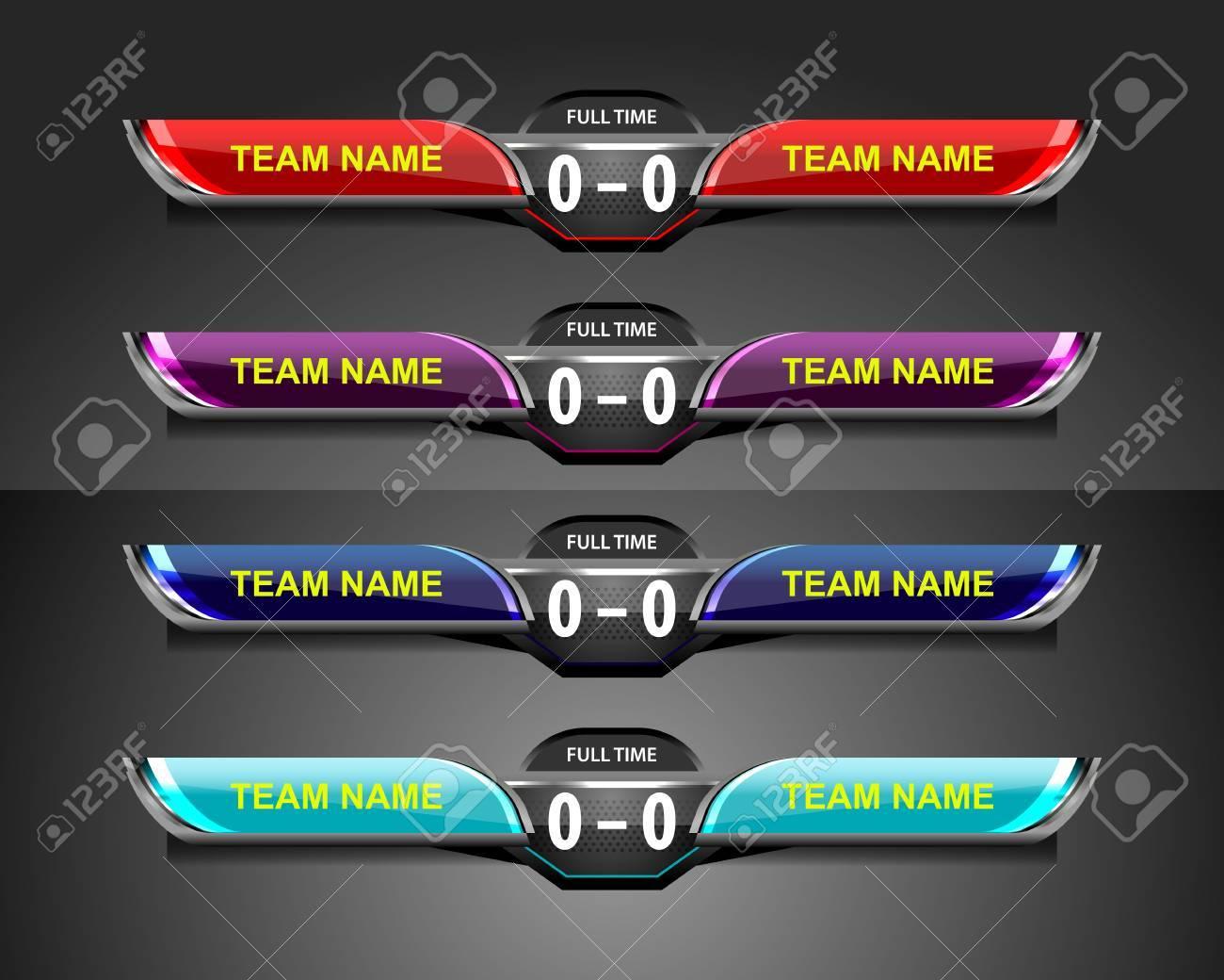 jeopardy powerpoint template with scoreboard gallery - templates, Modern powerpoint