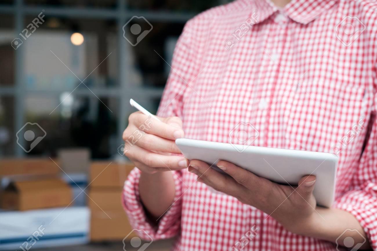 La jeune entreprise lance le propriétaire du vendeur en ligne en