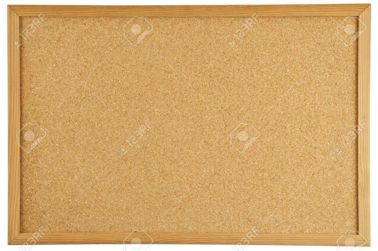 A cork message bulletin board Stock Photo - 9692123
