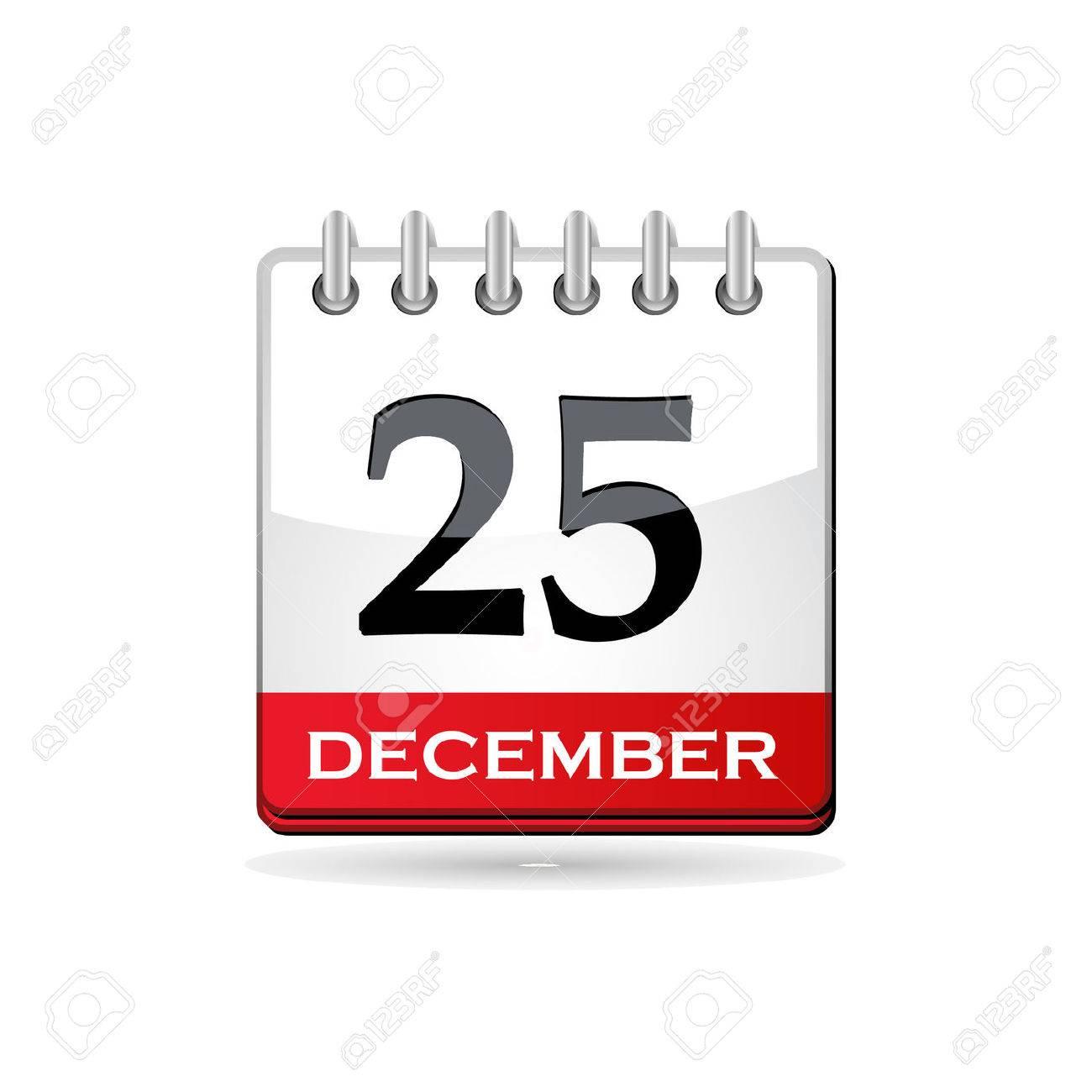 Weihnachten Datum.Stock Photo