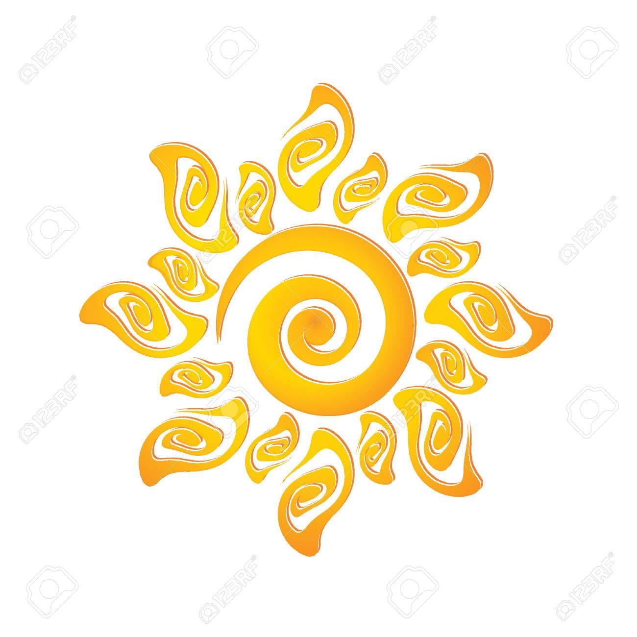 Sun Stock Vector - 8164369