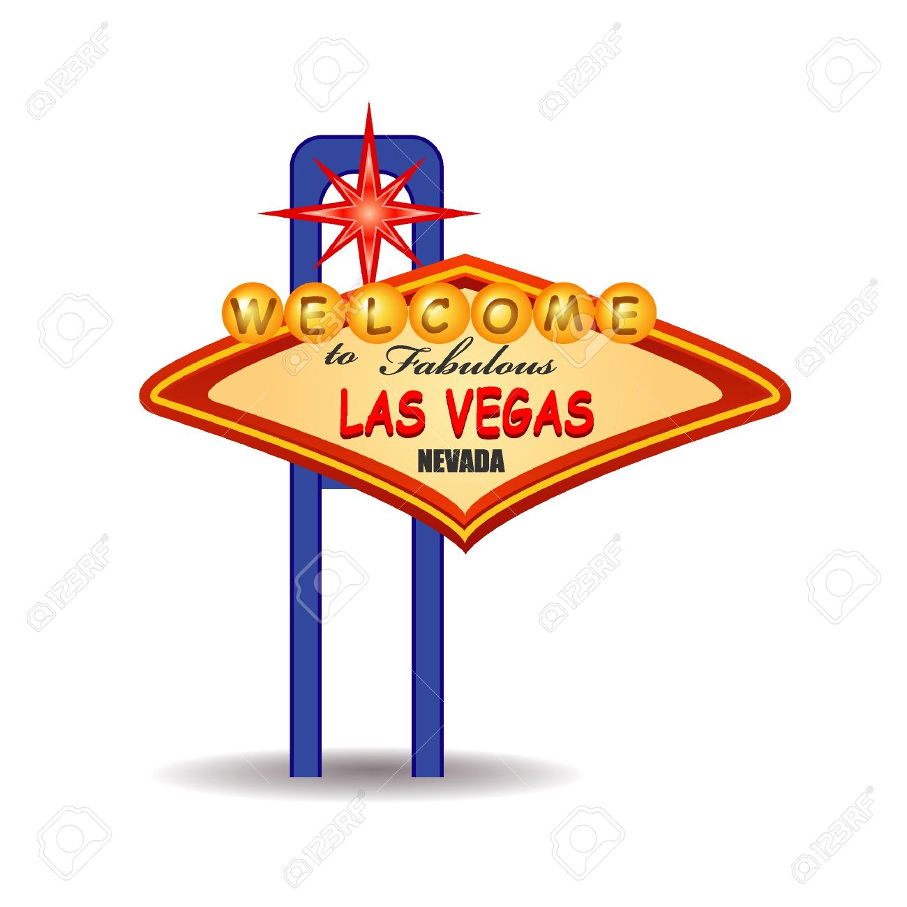 5,146 Las Vegas Cliparts, Stock Vector And Royalty Free Las Vegas ...