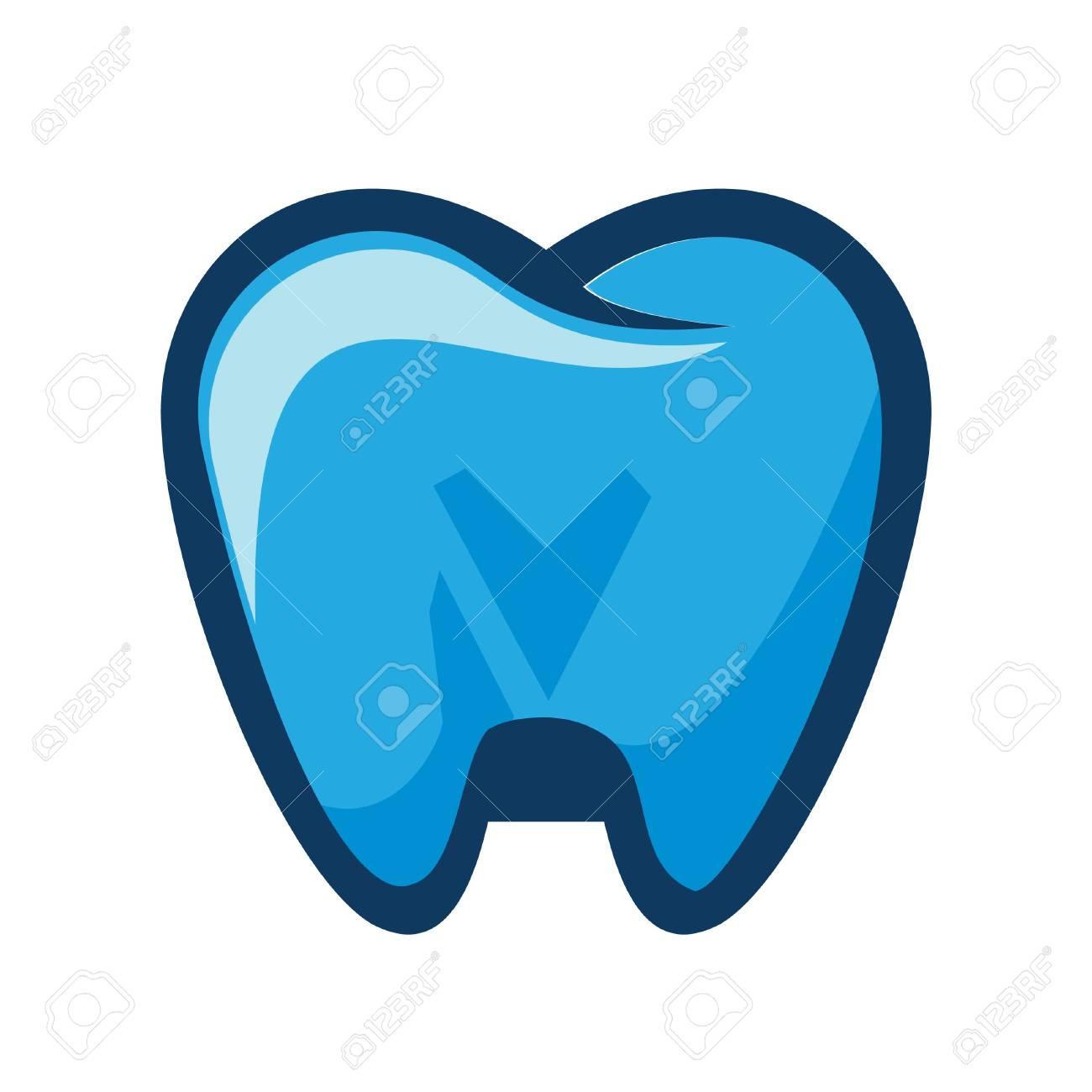 Tooth Logo Vector Design Dental Clinic Logo Dental Clinic Dentist Royalty Free Cliparts Vectors And Stock Illustration Image 92424725