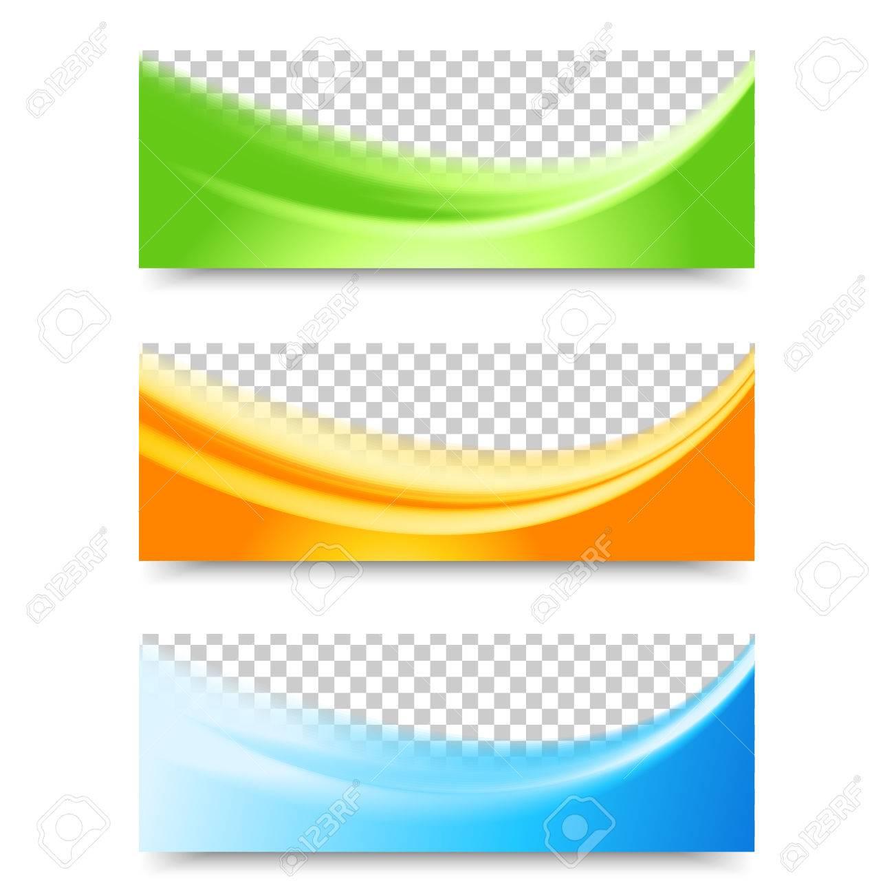 Flyer Template Header Design. Banner Design Templates Collection ...