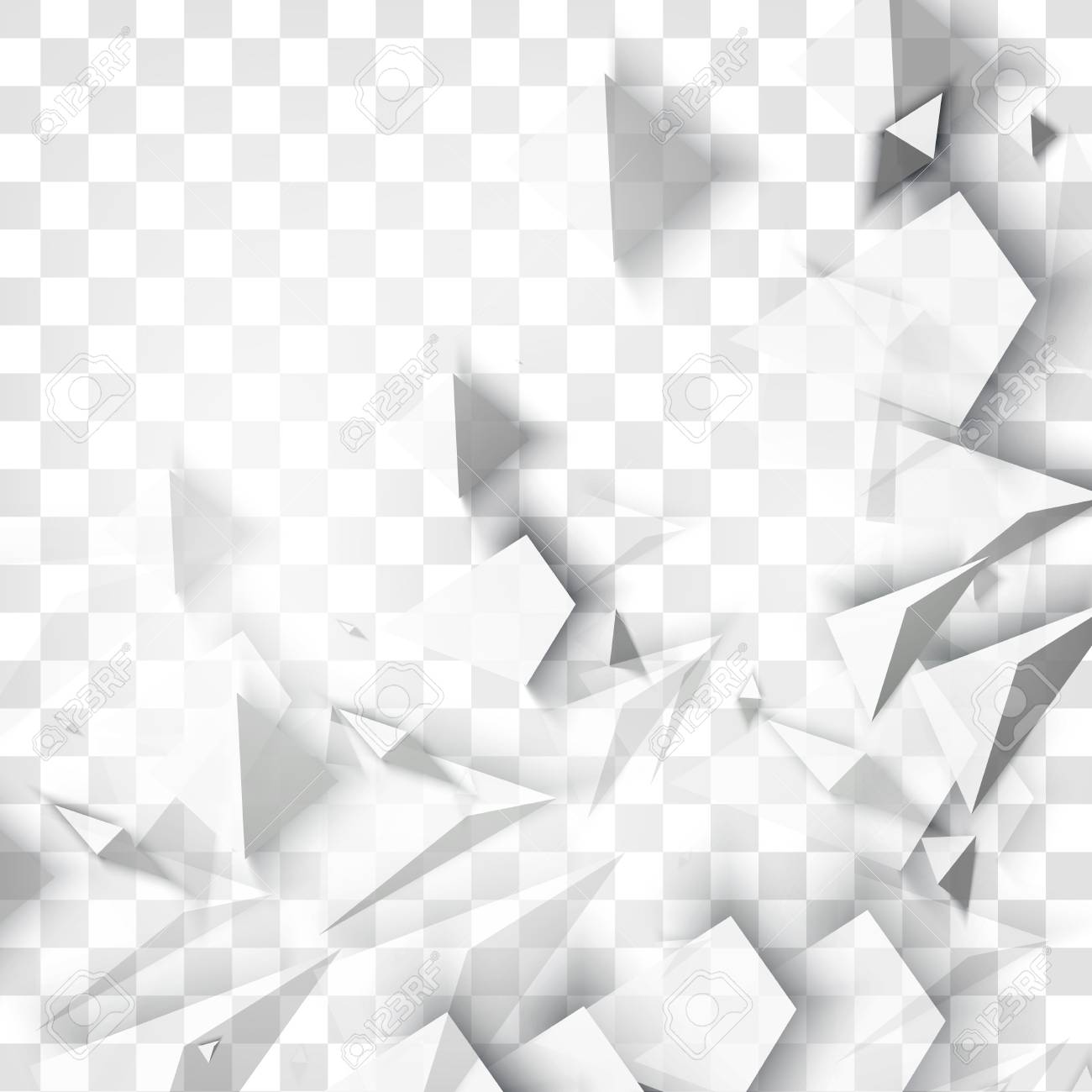 vector background abstract polygon triangle polygonal design
