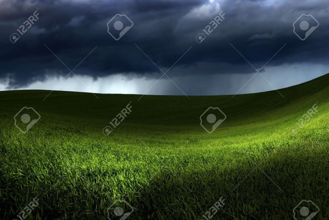 Storm day Stock Photo - 2995937