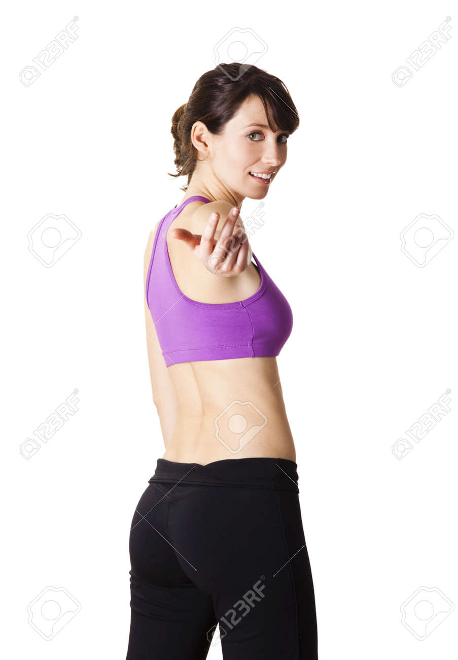 Let s doing exercise Stock Photo - 15003146