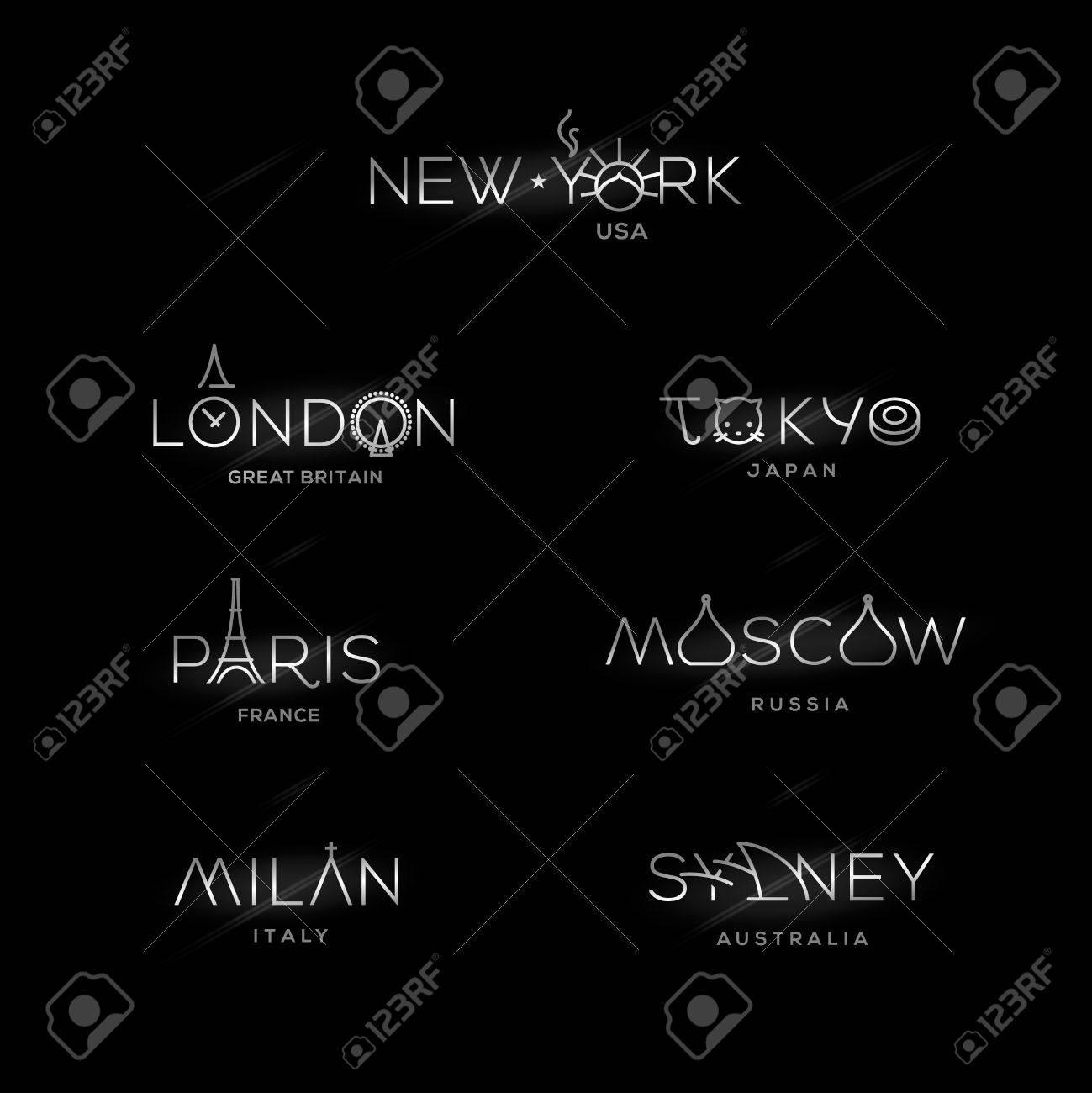 72b5717057f World Cities Labels - New York