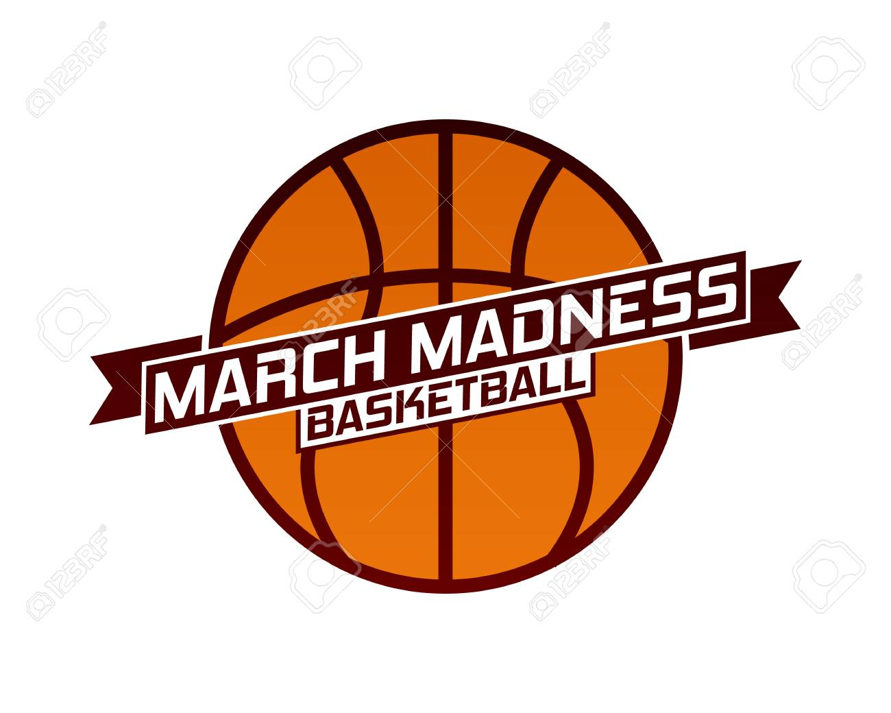 march madness basketball sport design. basketball tournament.. royalty free  cliparts, vectors, and stock illustration. image 117128583.  123rf