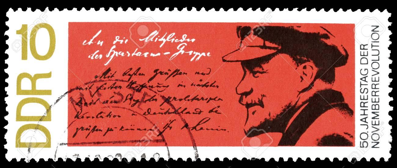 ドイツ民主共和国、およそ 1968...