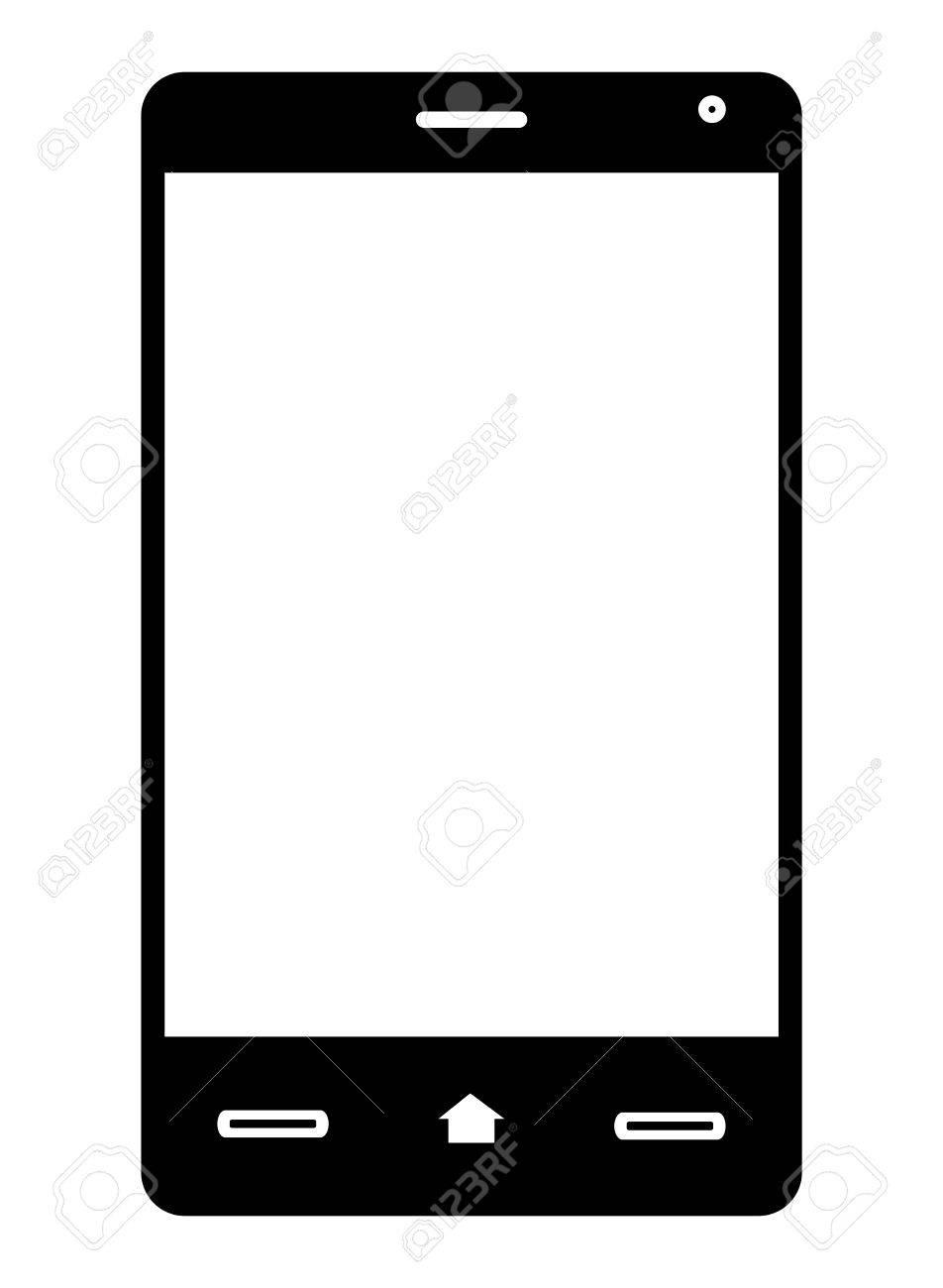 Smartphone Clip Art