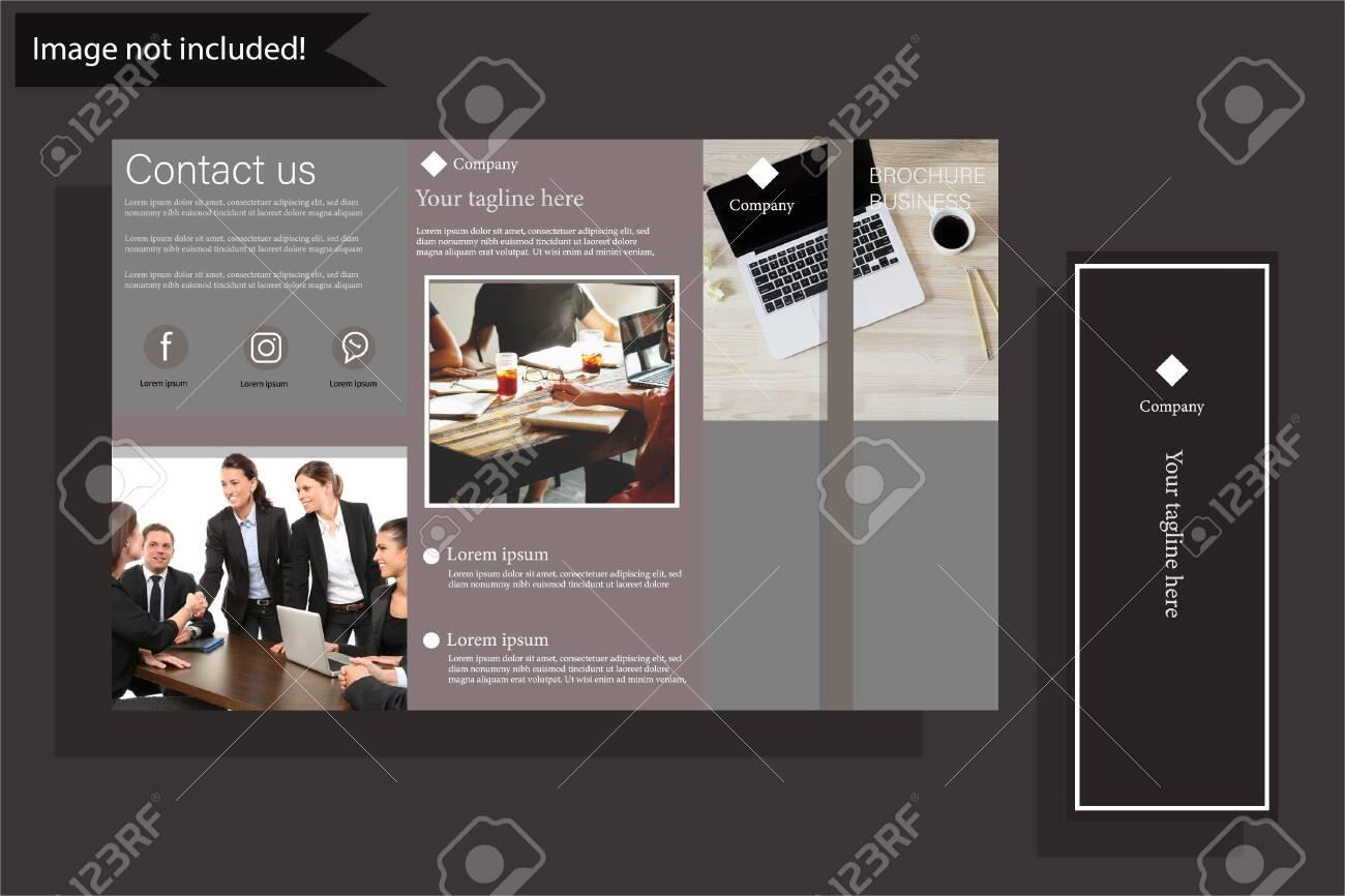 The Company Profile Template Design Template Company Profile
