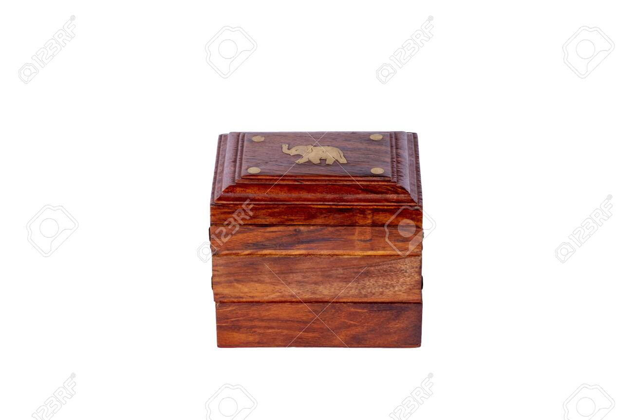 Storage Box Gold Jewelry Gold Jewelry Isolated On White Background Stock Photo Picture And Royalty Free Image Image 121360648