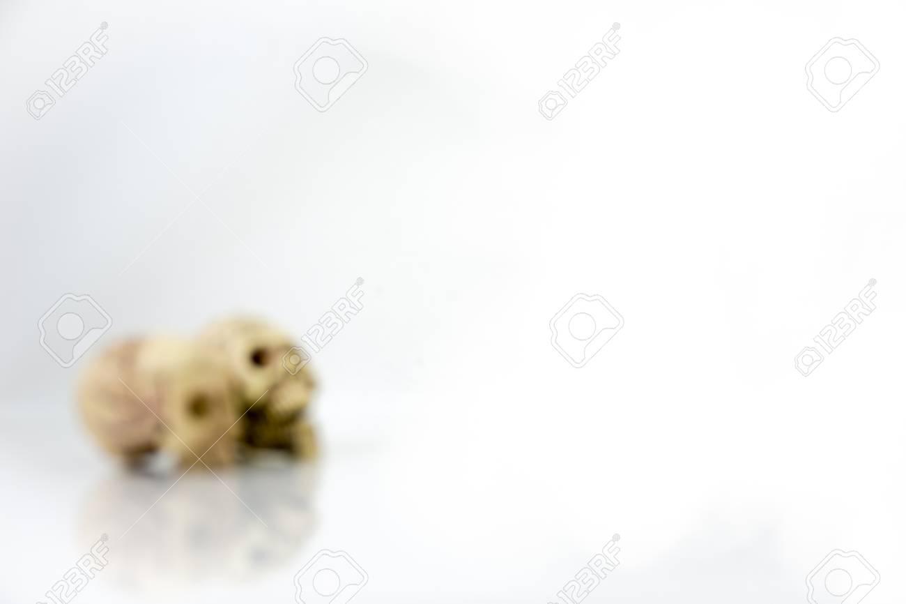 Desenfoque de fondo blanco