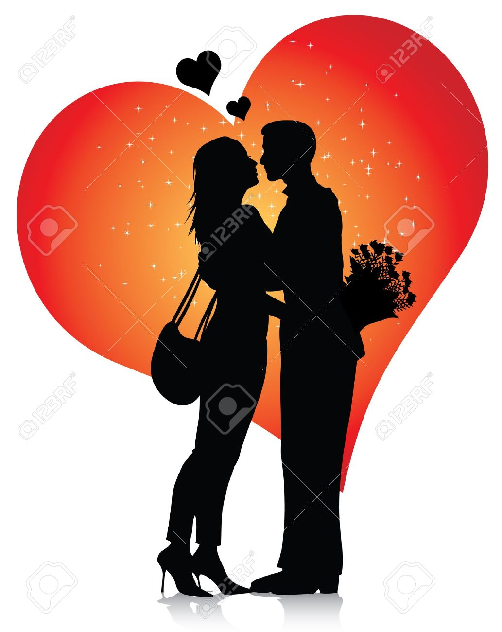 Dating couple silhouette Free vector We have about (5,907 files) Free vector in ai, eps, cdr, svg vector illustration graphic art design format . Almost files can be used for commercial. (1/156) pages
