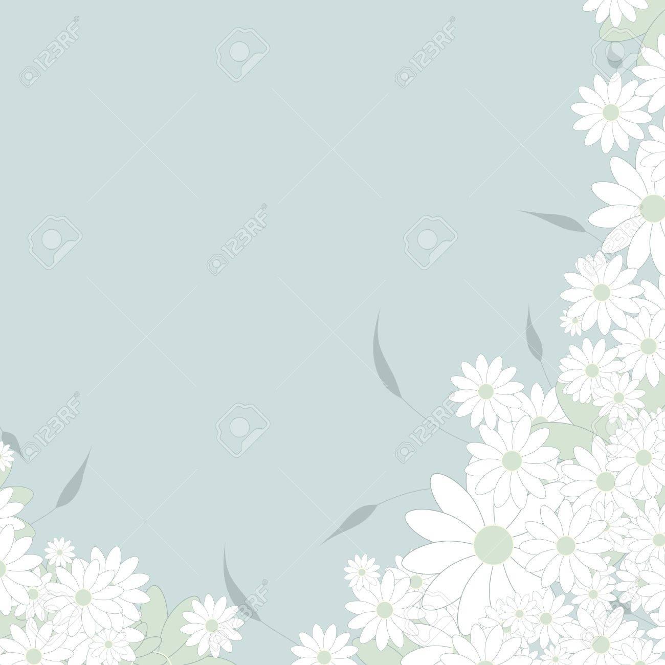 vintage floral background Stock Vector - 10224481
